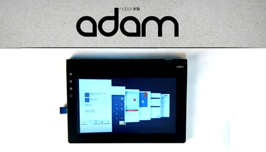 Notion Ink Adam tablet