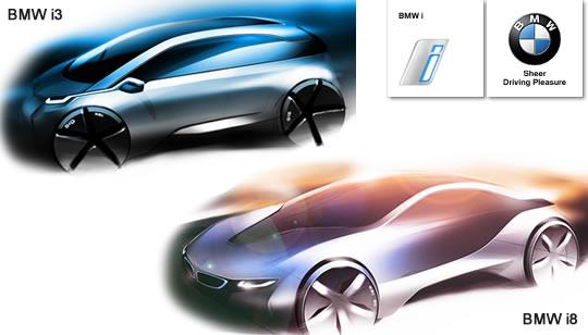 BMW i3 BMW i8 - Born Electric