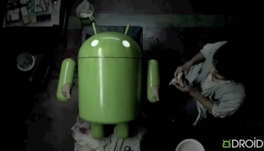 Comercial Sony Ericsson Xperia Play
