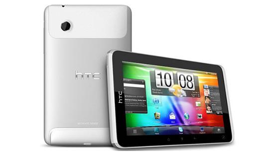HTC Flyer - Primer tablet de HTC
