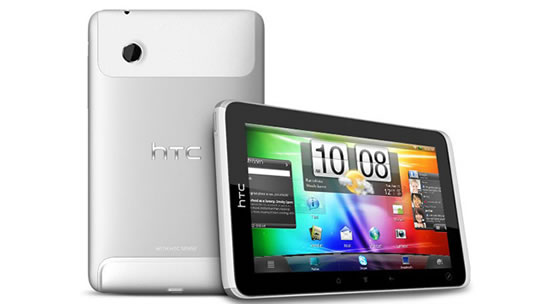 HTC Flyer - Primer tablet de HTC