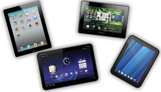 Computadores tipo tablet