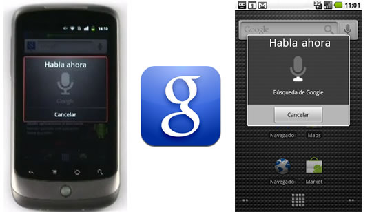 Google Voice Search en Espanol y para Latinoamerica