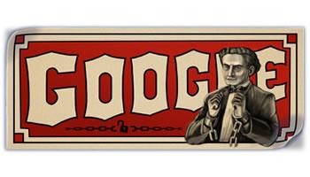 Houdini Doodle - Google