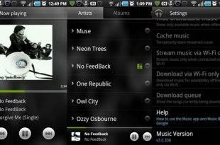 Google Music 3.0 - Streaming de música