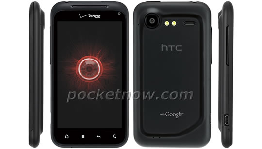 HTC Droid Incredible S