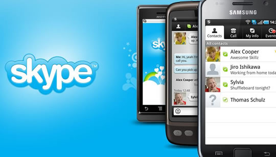 Skype para Android