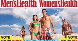 Concurso Facebook Mens Health y Womens Health