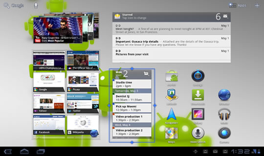 Google Android 3.1