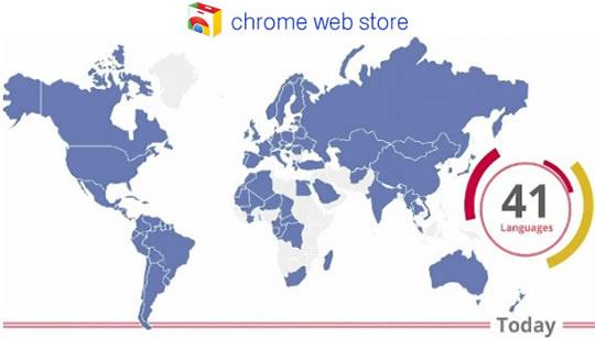 Google Chrome para el mundo