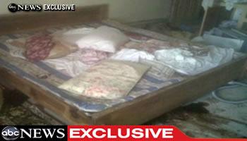 Lugar de asesinato de Osama bin Laden