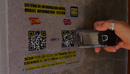 Ztag - Tecnología NFC y Códigos QR en el turismo