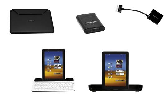 Accesorios Samsung Galaxy Tab 10.1