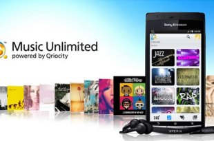 Sony Music Unlimited Qriocity
