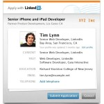 Aplicacion con LinkedIn