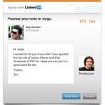 Aplicacion con LinkedIn2