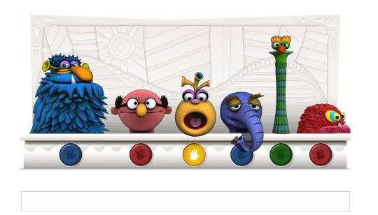 Foto Google Duddle Los Muppets