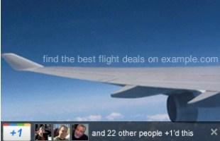 Foto Google Plus 1 ADS