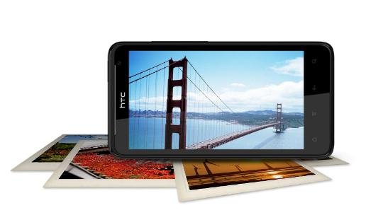 Foto HTC Raider 4G