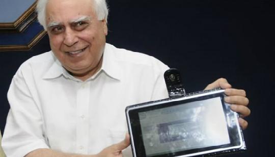 Tablet mas barato del mundo - India