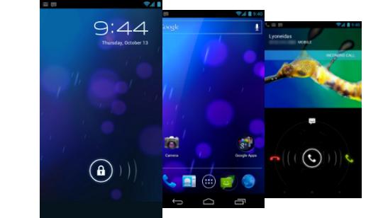 Android Ice Cream Sandwich - 4.0