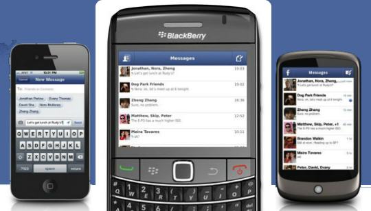 BlackBerry Messenger App BlackBerry