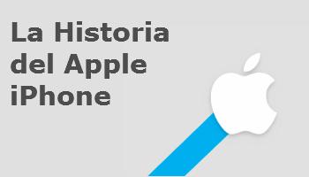 Historia del Apple iPhone