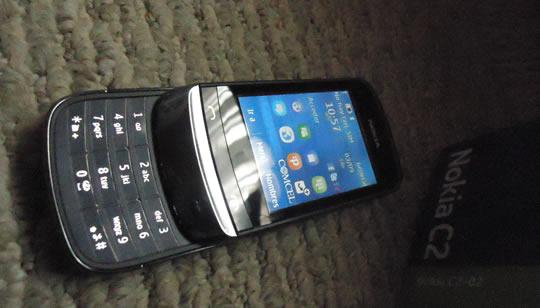 Nokia C2-02 Colombia - Nokia