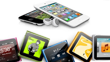 iPod Nano e iPod Touch - Apple