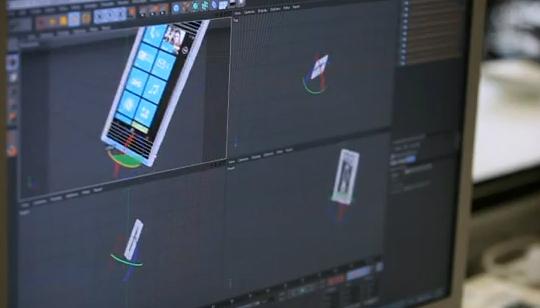 Creacion Nokia Lumia 800