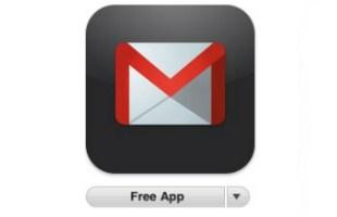 Gmail App iPhone iPad iPod