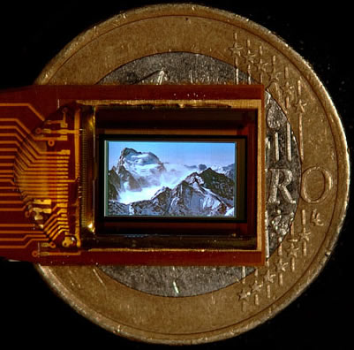 Micro pantalla OLED