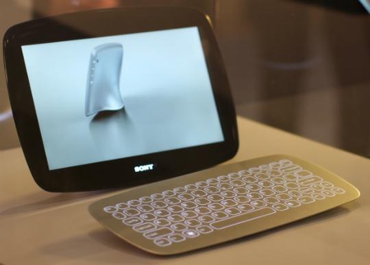 Sony Tablet Prototipo