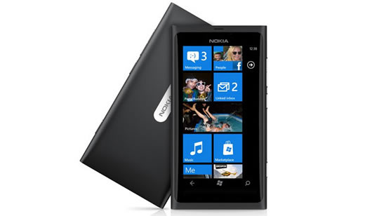 Nokia Lumia 800 Colombia