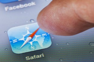 Apple Sensación Táctil Patente