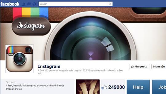 Facebook Instagram App