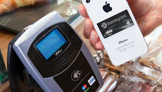 Tecnología NFC Pagos Móviles