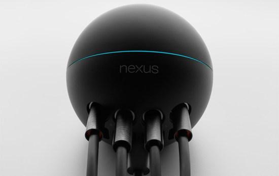 Google Nexus Q Conexiones