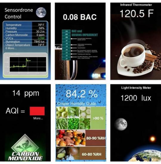 Sensor Celular