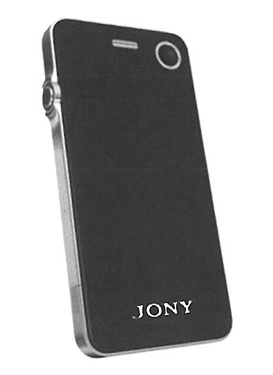 iPhone Jony