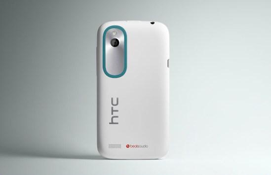 Cámara HTC Desire X