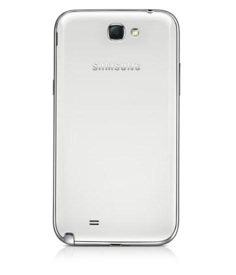 Galaxy Note 2 Parte Trasera