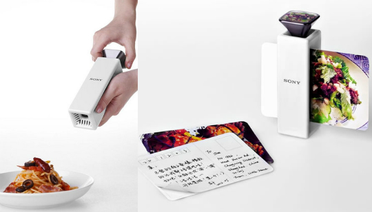 Sony Impresora de Olores