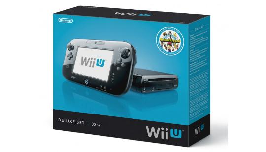 Nintendo Wii U Deluxe Edition