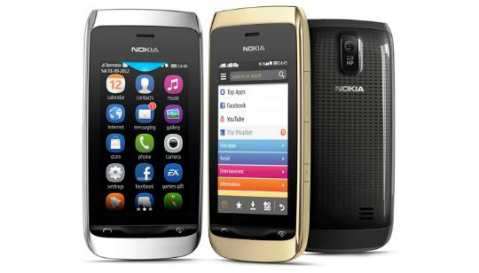 Nokia Asha 308 Asha 309
