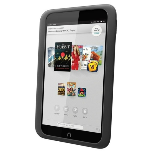 Nook HD Tablet Negro