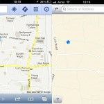 Poca informacion Apple Maps