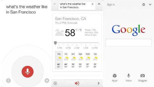 Google Siri