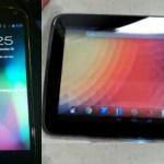 Nexus 10 Nexus 4