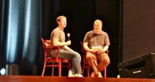 Zuckerberg en Microsoft